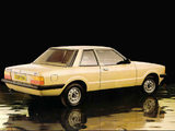Photos of Ford Cortina 2-door Saloon (MkV) 1979–82