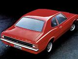 Pictures of Ford Cortina 2-door Saloon (MkIII) 1970–76
