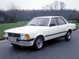 Pictures of Ford Cortina 4-door Saloon (MkV) 1979–82