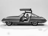 Ford Cougar Concept Car 1962 photos