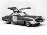 Ford Cougar Concept Car 1962 pictures