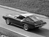 Ford Cougar II Concept Car 1963 images