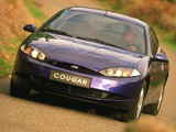 Ford Cougar 1998–2002 pictures