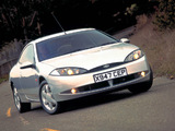 Ford Cougar UK-spec 1998–2002 wallpapers