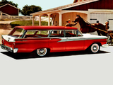 Ford Country Sedan 1959 pictures