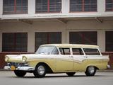 Ford Country Sedan 1957 photos