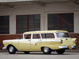 Ford Country Sedan 1957 pictures