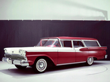 Images of Ford Country Sedan 1959
