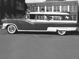 Ford Country Sedan Ambulance by Weller 1956 wallpapers