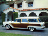 Ford Country Squire 1957 photos