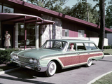 Ford Country Squire 1960 images