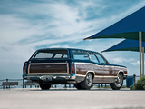 Ford Country Squire 1968 wallpapers
