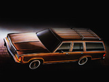 Pictures of Ford LTD Country Squire Station Wagon 1982