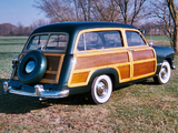 Ford Country Squire (79) 1950 wallpapers