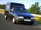 Ford Courier Kombi UK-spec 1996–99 images