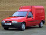 Ford Courier Van UK-spec 1996–99 wallpapers