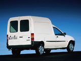 Ford Courier Van 1999–2002 pictures