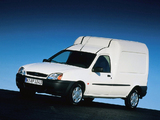 Images of Ford Courier Van 1999–2002