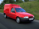 Pictures of Ford Courier Van UK-spec 1996–99