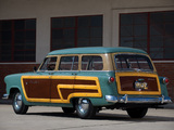 Ford Crestline Country Squire (79C) 1952 wallpapers