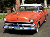 Ford Crestline Victoria (60B) 1953 images