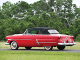 Ford Crestline Sunliner Convertible Coupe (76B) 1953 images