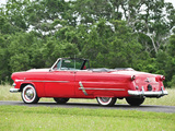 Ford Crestline Sunliner Convertible Coupe (76B) 1953 pictures