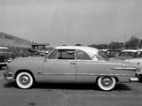 Images of Ford Crestline Victoria (60B) 1951