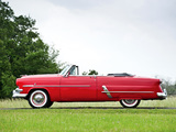 Images of Ford Crestline Sunliner Convertible Coupe (76B) 1953