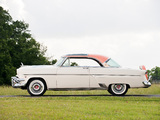 Images of Ford Crestline Skyliner Display Car 1954
