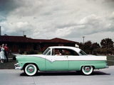 Images of Ford Crestline Victoria Hardtop 1955