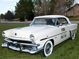 Ford Crestline Convertible Indy 500 Pace Car (76B) 1953 wallpapers