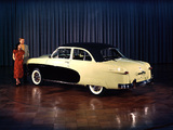 Ford Crestliner Tudor Sedan 1950 pictures