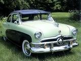 Images of Ford Crestliner Tudor Sedan 1950