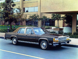 Ford LTD Crown Victoria 1983–87 pictures