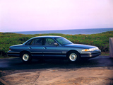 Ford Crown Victoria 1993–94 wallpapers