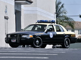Ford Crown Victoria Police Interceptor 1998–2011 images