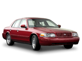 Ford Crown Victoria 1998–2011 images