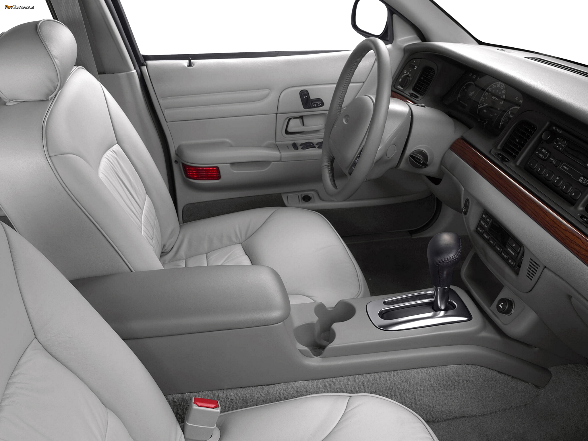 Ford Crown Victoria 1998 2011 Photos 2048x1536