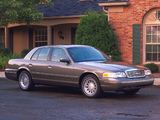 Ford Crown Victoria 1998–2011 photos
