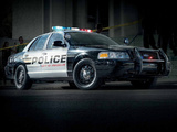 Ford Crown Victoria Police Interceptor 1998–2011 pictures
