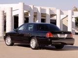 Ford Crown Victoria Blackhawk Concept 2000 photos