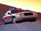 Images of Ford Crown Victoria Police Interceptor 1998–2011