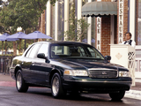 Images of Ford Crown Victoria 1998–2011