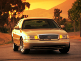 Pictures of Ford Crown Victoria 1998–2011