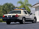 Ford Crown Victoria Police Interceptor 1998–2011 wallpapers