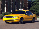 Ford Crown Victoria Taxi 1998–2011 wallpapers