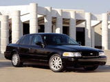 Wallpapers of Ford Crown Victoria Blackhawk Concept 2000
