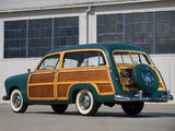Ford Custom Station Wagon (79) 1949 wallpapers
