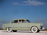 Ford Custom Tudor Sedan (79) 1949 wallpapers